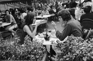 cafe 1970s
