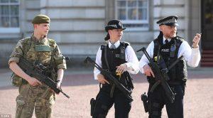 Troops & Cops