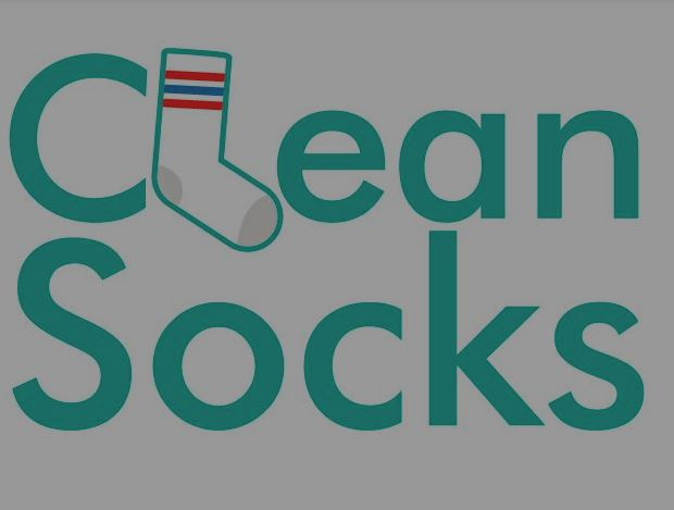 clean socks logo