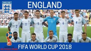 England WC 2018