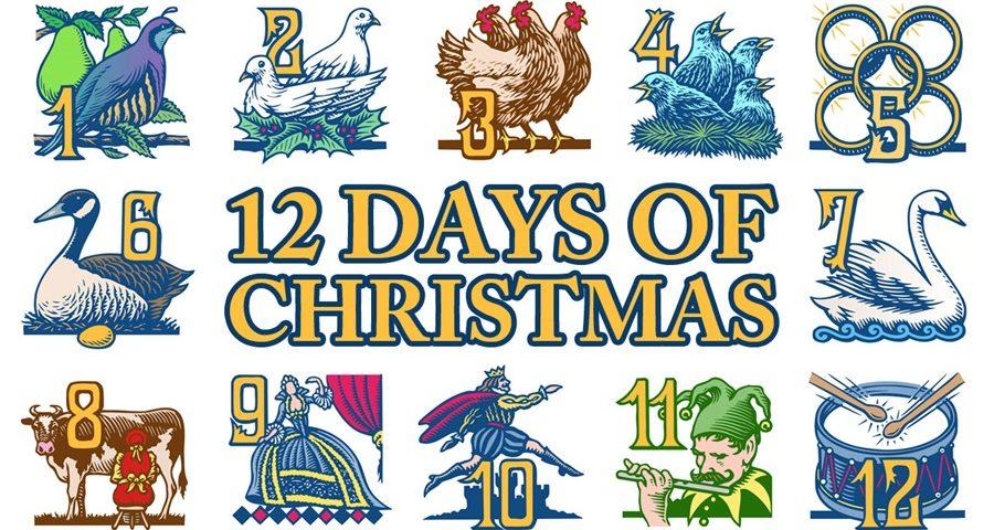 12 days xmas