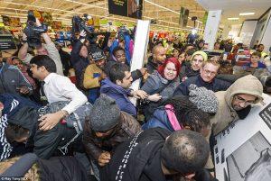 Retail Rage