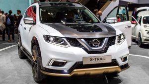 New Nissan X trail