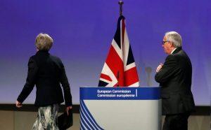 Brexit shambles