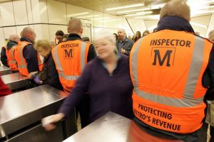 METRO Inspector and fines