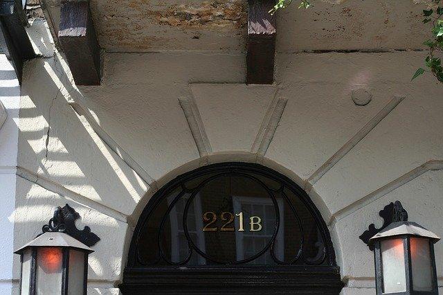 221 Baker st